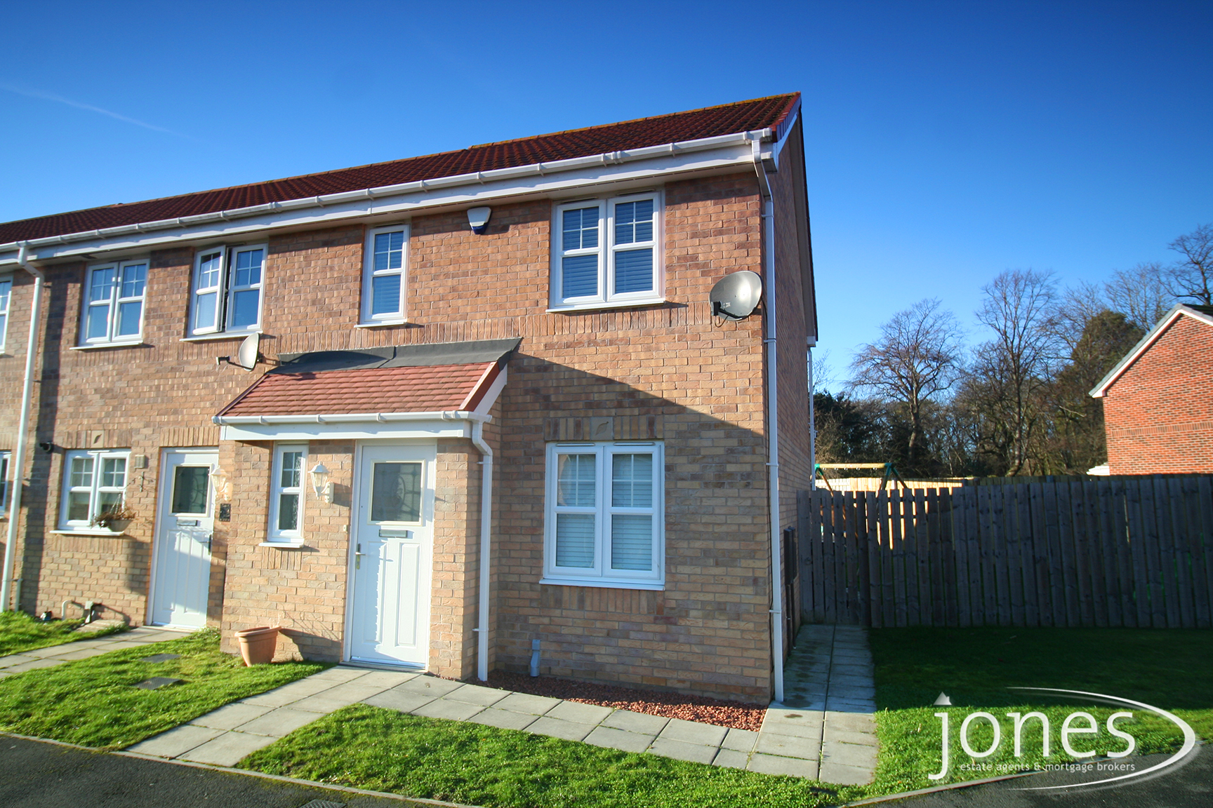Home for Sale Let - Photo 01 Aristotle Drive, Stockton on Tees,  TS19 8GH