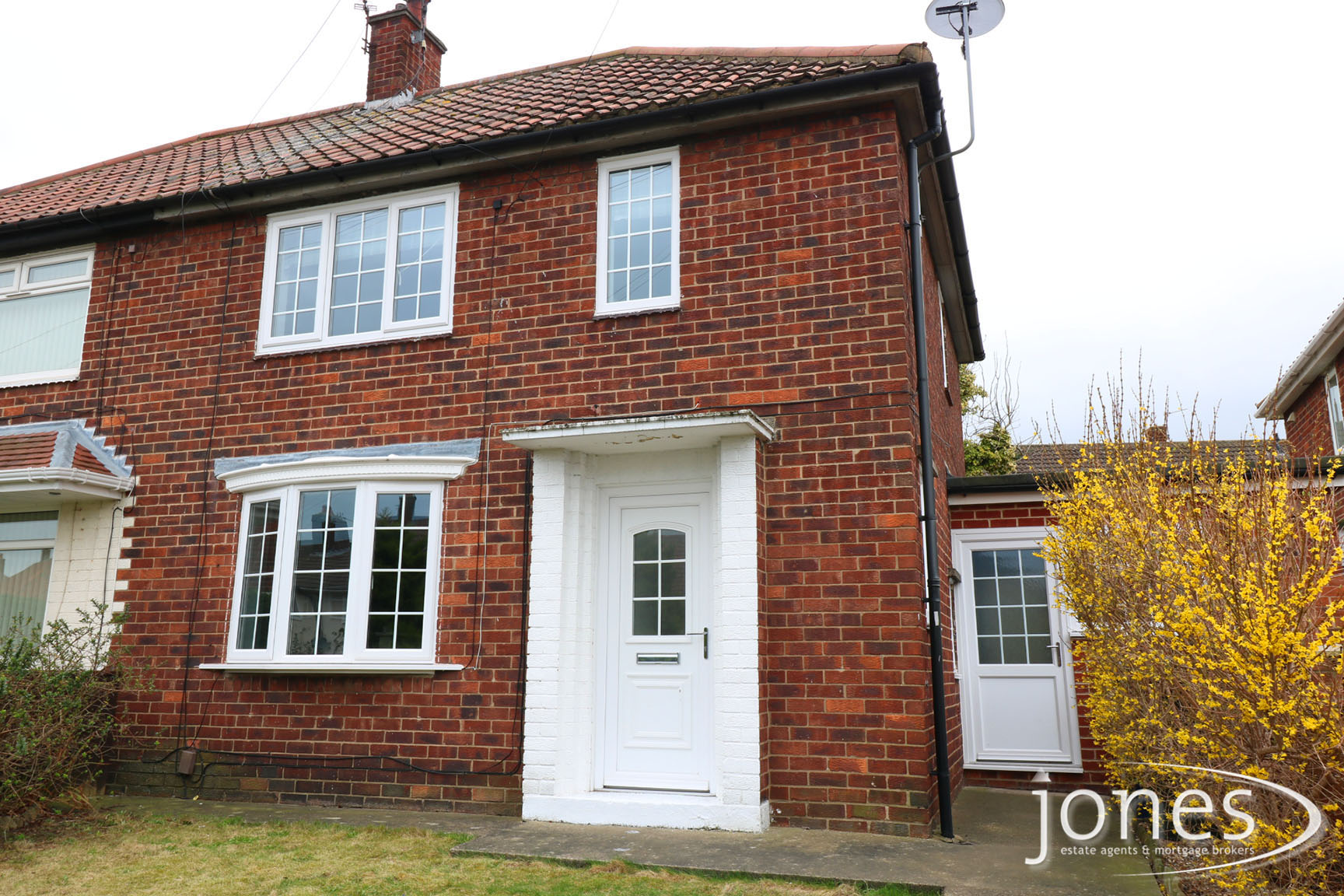 Home for Sale Let - Photo 01 Keats Road, Normanby, Middlesbrough, TS6 0RP