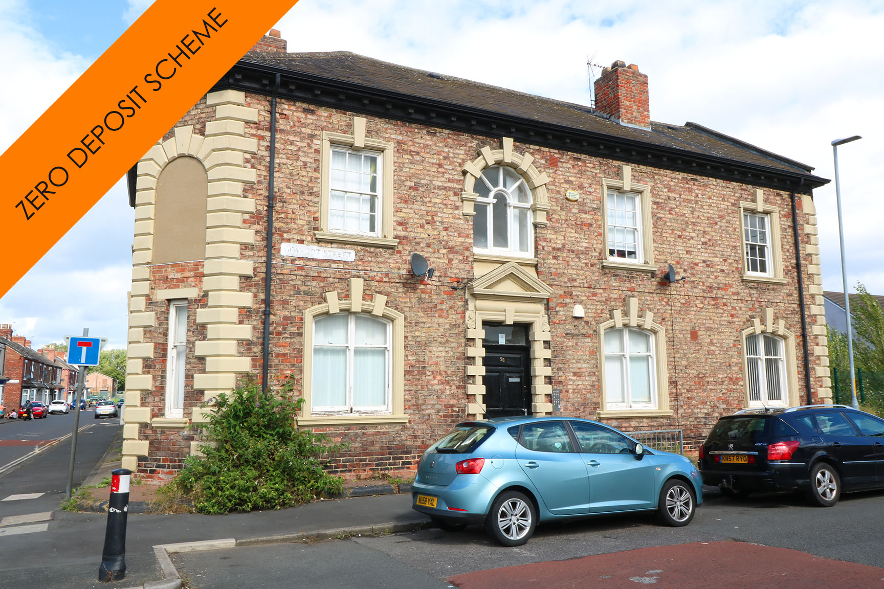 Home for Sale Let - Photo 01 The Almshouse, 98 Dovecot Street, Stockton on Tees, TS18 1HA