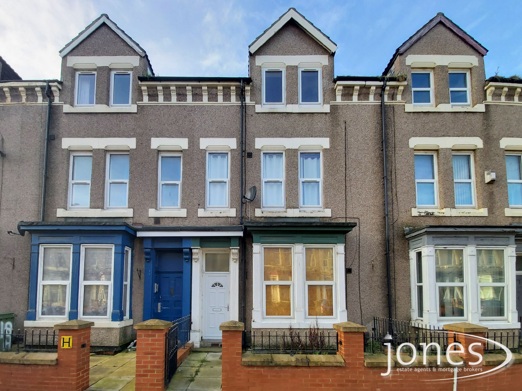 Home for Sale Let - Photo 01 Hartington Road, ,Stockton on Tees,TS18 1HE