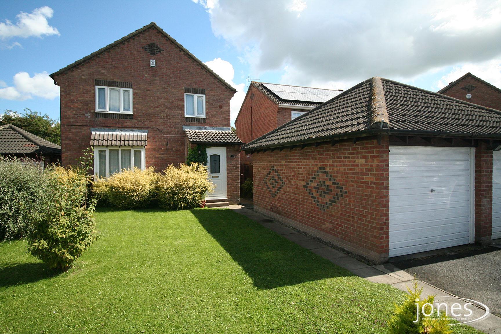 Home for Sale Let - Photo 01 Millington Close, Billingham, TS23 3FD