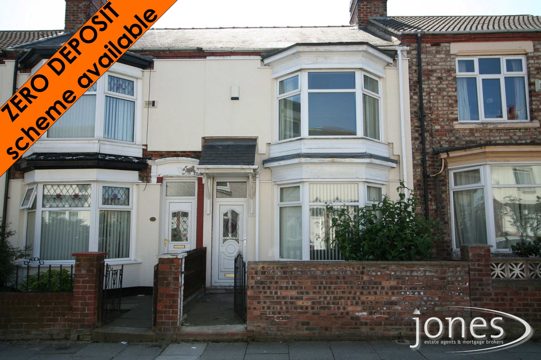Home for Sale Let - Photo 01 Lambton Road,  Stockton on Tees, TS19 0ER