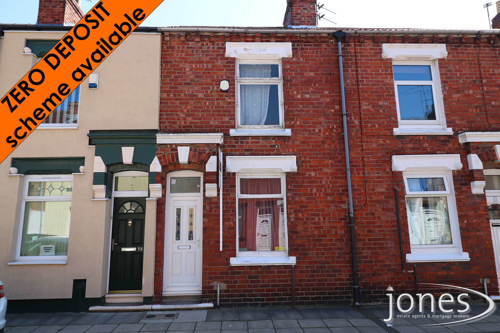 Home for Sale Let - Photo 01 Percy Street,  Middlesbrough, TS1 4DD