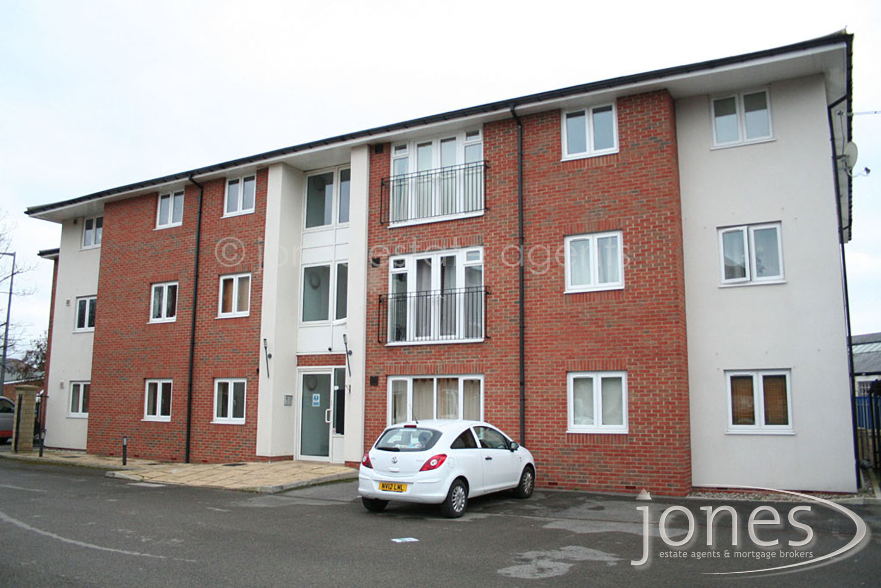 Home for Sale Let - Photo 01 York Apartments, Thornaby, Stockton on Tees,TS17 0AS