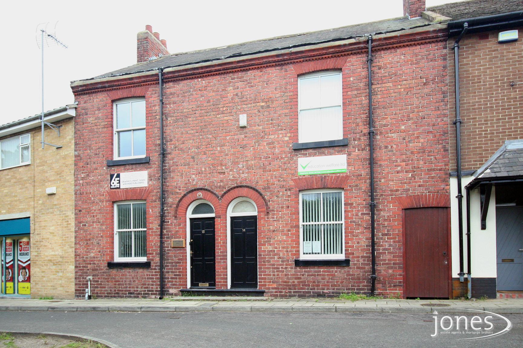 Home for Sale Let - Photo 01 The Green (Suite 1), Billingham, TS23 1EU